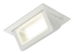 Rectangular Scoop LED Downlight