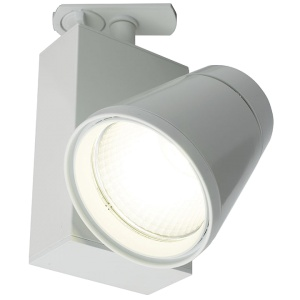 27.5w LED Track Spot Light White