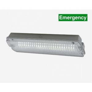 LED Emergency Maintained/Non Maintained Bulkhead