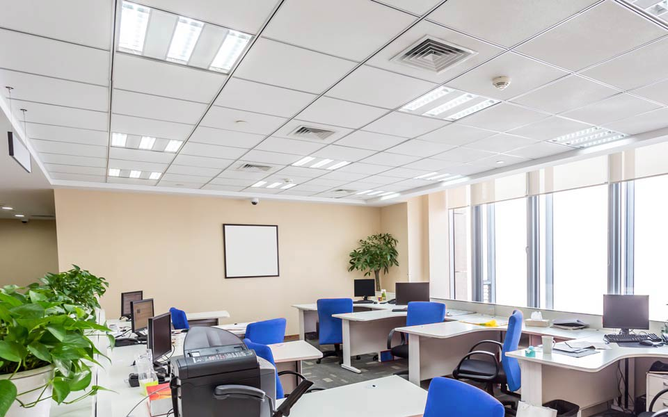 led office and commercial lighting