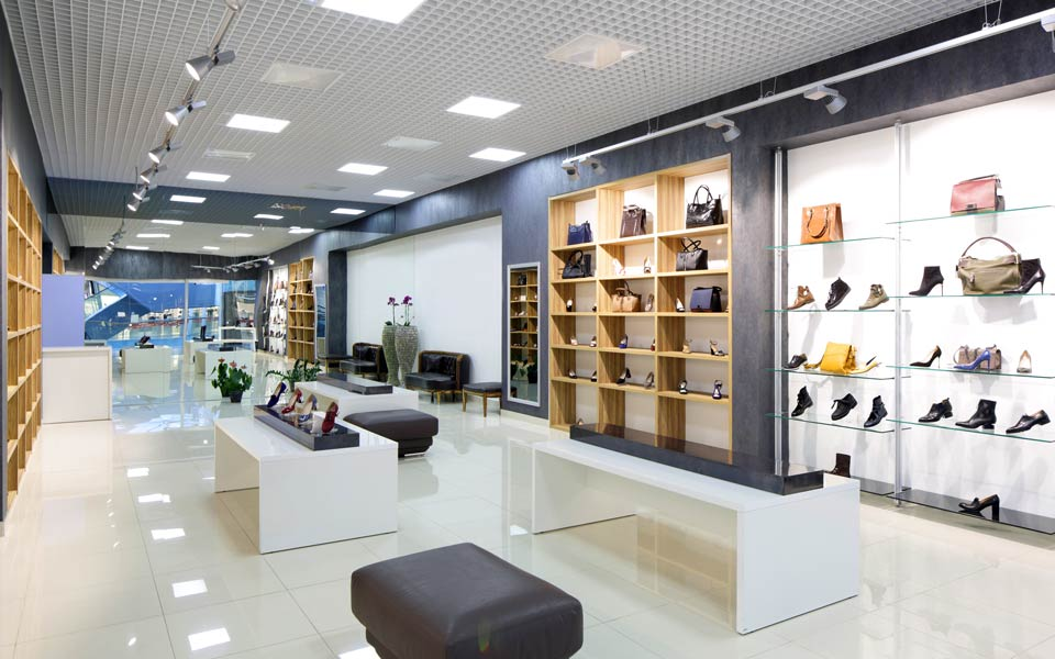 led retail and display lighting
